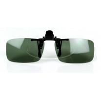 Klip na brýle - sluneční polarizační